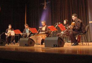 Ensemble Tarab d'Iran à Alger